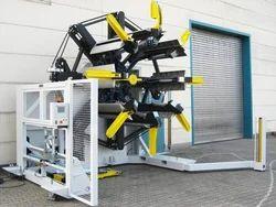 DWC Semi Automatic Coiler