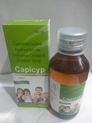 Cyproheptadine Hydrochloride , Tricholine Citrate & Sorbitol