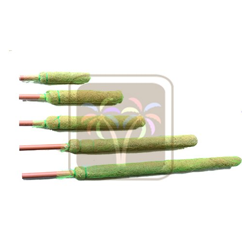 Srivari Coco Fiber Cylindrical Coco Poles