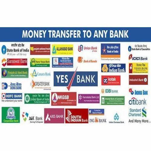 Online Money Transfer Services Service