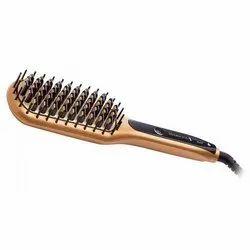 Plastic Hair Straightening Brush