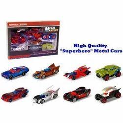 Super Hero Car Toy