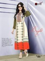 Royal Crape Digital Printed Kurtis