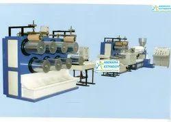 Mild Steel HDPE Archana Plastic Extruder Machine, Capacity: 70 To 120 Kilogram/Hour, 60 Kw
