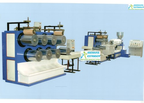 Archana Plastic Extruder Machine