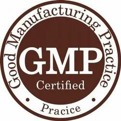 GMP Certificate For Cosmetic