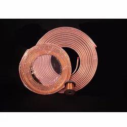 Copper Tube, 2-4 Mm, Round