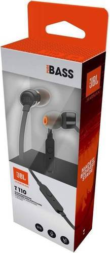 6c3d8dba0a6 Plastic JBL T110 In-Ear Headphones With Mic, Rs 663 /piece | ID ...