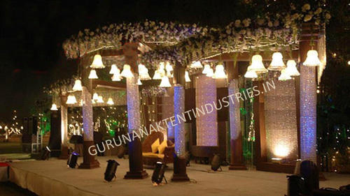 Multiple Wedding Stage Decoration, Pan India