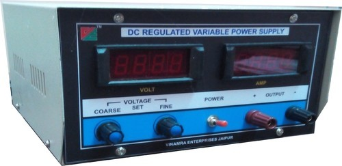 Regulated Variable Dc Power Supply Single Chanel