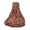 Bridal Embroidered Lehenga Choli