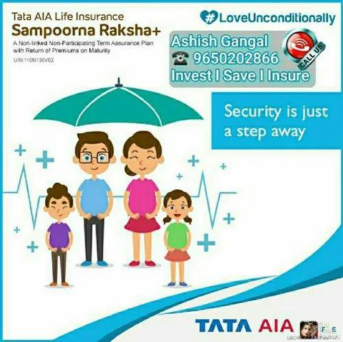 Term Life Insurance, Age Limit: 70, Rs 10000 /person Aegis ...