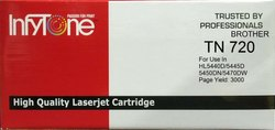TN 720 Compatible Toner Cartridge For Brother Printers