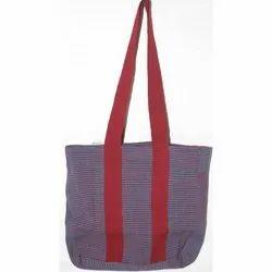 Loop Handle Cotton Grocery Bag