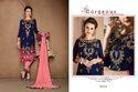 New Designer Cotton Silk Dress Material