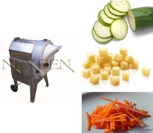 Vegetable Cutter for Roots