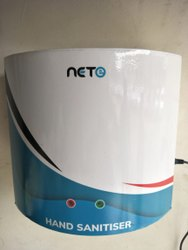 2 Litre Automatic Hand Sanitizer Dispenser ,Metal Body
