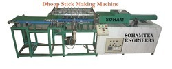 Dhoop Stick Making Machine (Auto Cutter)