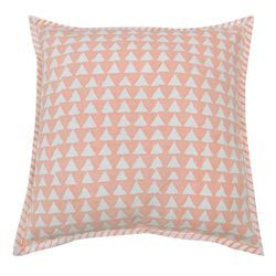 Simple Hand Block Print Cushion Cover