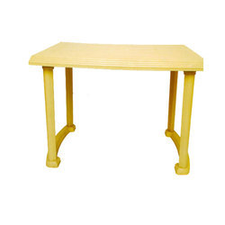 Plastic Moulded Dining Table