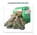 Corrugated Cardboard Shredder