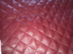 100% Polyester Quilted Fabric D9