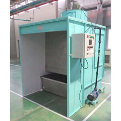 Water Wash Paint Booth