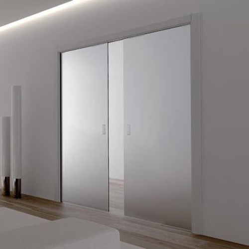 National 10mm Glass Door Rs 160 Square Feet Ved Enterprise Id