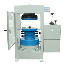 Semi Automatic Digital Compression Testing Machine