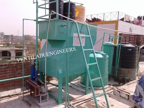 Dairy Sewage Treatment Plants