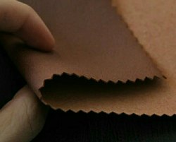 Microfiber Shoes Lining Leather for Shoes 0.6mm To 0.7mm