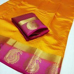 Kanjivaram Mango 2 Saree
