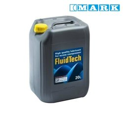 Mark FluidTech Screw Compressor Lubricant, Packaging Type: Can