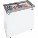 White Ice Cream Freezers, Electric