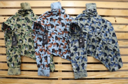 Full Sleeve Mens Readymade Printed Cotton Shirts, Size: M-XXL
