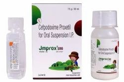 Cefpodoxime 100 mg D/S with Water
