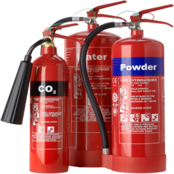 Fire Extinguisher, Capacity: 1 Kg And >9 Kg