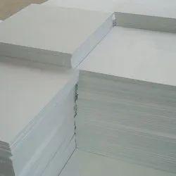 Excel White Eco Green PVC Board, Size: 32 x 8 x 4 feet