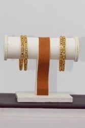 Casual Wear Hr-705 Koyali Multi Colored Bangle Set
