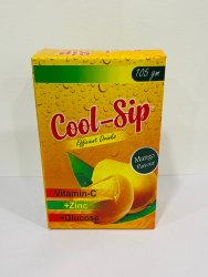 Cool Sip Mango Energy Drink Powder