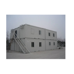 Double Storey Portable Container