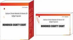 Calcium Citrate Maleate & Vitamin D3