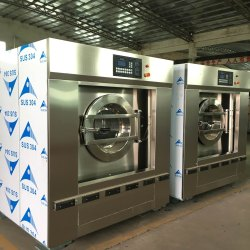 Semi-Automatic Front Loading Washing Machines