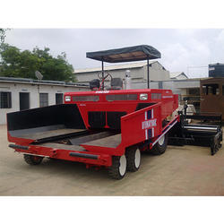 Wmm & Asphalt Paver Finisher