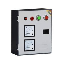 Electric Motor Starter Panel
