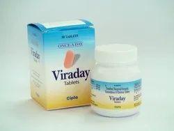 Efavirenz Emtricitabine & Tenofovir Disoproxil Fumarate Tablet