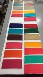 Plain Vichitra Silk Fabric