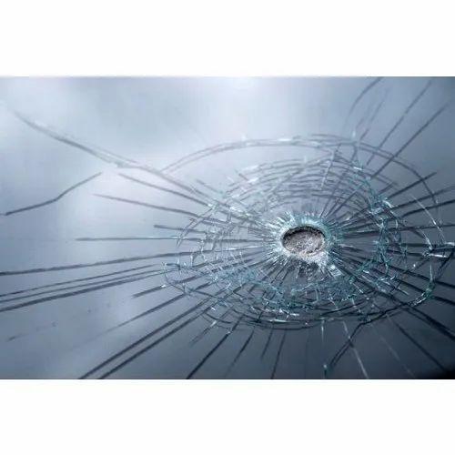 Bulletproof Security Glass at Rs 3200/square meter | सिक्योरिटी ग्लास - Mr. Glass, Raipur | ID: 21148649491