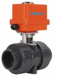 Motorized Ball Valve, Size: 20mm To 200mm, Model Name/Number: QFT-03-S