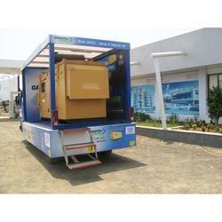 Greaves Power Diesel Generator Rental Services
